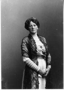 Historieudvikler fortæller i foredraget 'Kvindekamp' om Ingeborg Møller omkring 1910