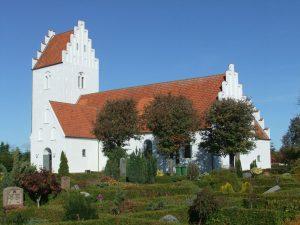 Melchior Jensen opførte Raklev Kirke efter Reformationen. Kirken blev indrettet efter Reformationens nye protestantiske tankegang.