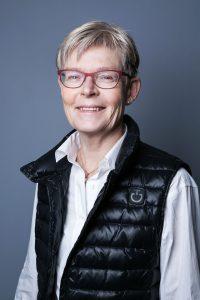 Bag Historieudvikler står arkæolog, redaktør og tidligere museumschef Lisbeth Pedersen